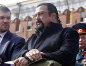 Стивен Сигал Посетил парад в Москве