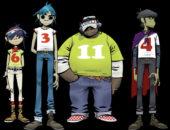 Группа Gorillaz