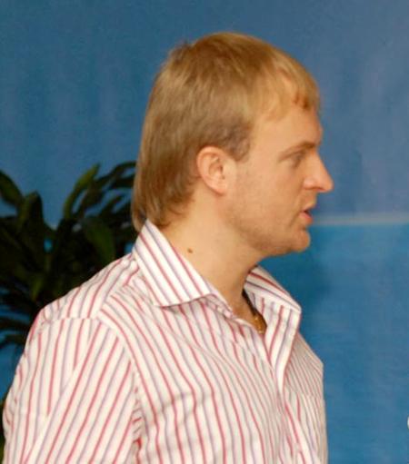 Александр Ширков - бывший деловой партнер Светланы Лободы