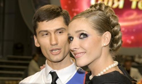 "Катя Осадчая на проекте ""Танцюю для тебе"""