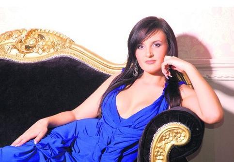 Певица Мила Нетич