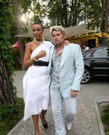 Николай Басков и Оксана Федорова уже объявили о свадьбе