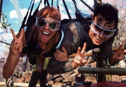 Редкие минуты отдыха: Филипп Киркоров и Анастасия Стоцкая в ЮАР