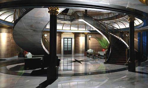 Самая роскошная и дорогая частная яхта в мире Eclipse