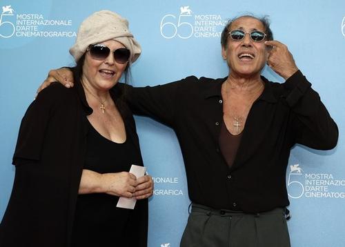 Адриано Челентано с супругой Клаудией Мори всегда жили счастливо