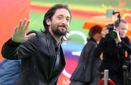 36-летний голливудский актер Эдриан Броуди