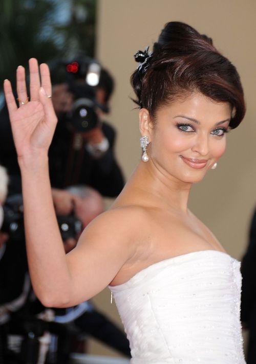 35-летняя индийская звезда Айшвария Рай всегда в лучах славы