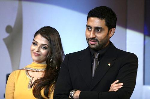 Айшварайя Рай / Aishwarya Rai и Абхишек Баччан / Abhishek Bachchan