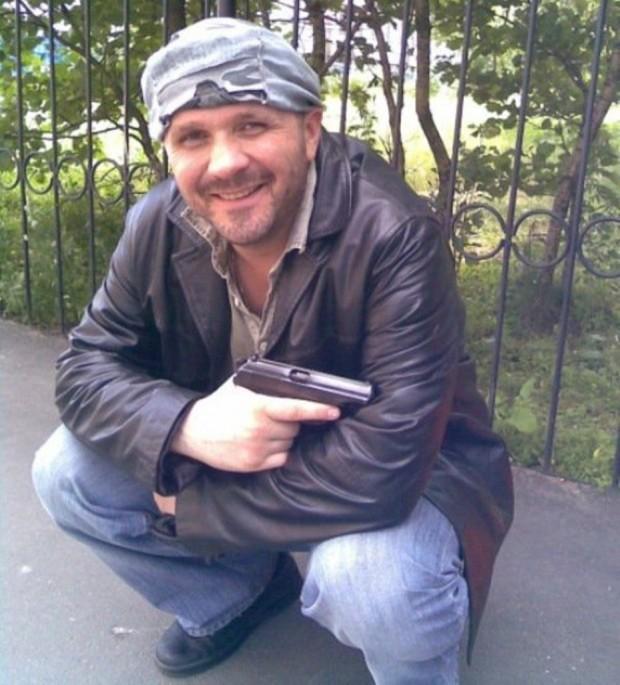 Актёр Марат Гарипов