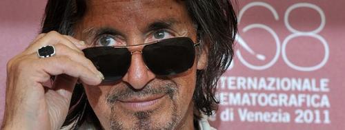 Аль Пачино / Al Pacino на Венецианском кинофестивале