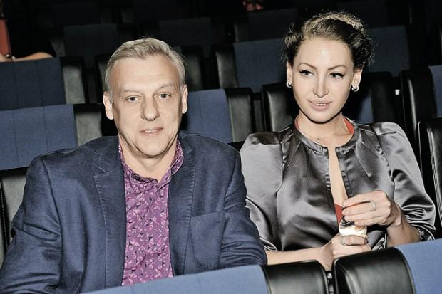 Александр Половцев с новой девушкой