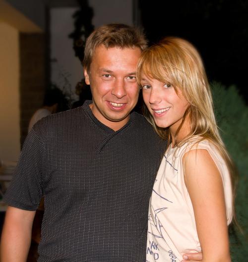 Александр Ягольник и Алиса Тарабарова из группы REAL O