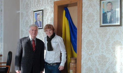 Олег Демин и Александр Кривошапко
