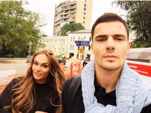 Алёна Водонаева и Антон Коротков