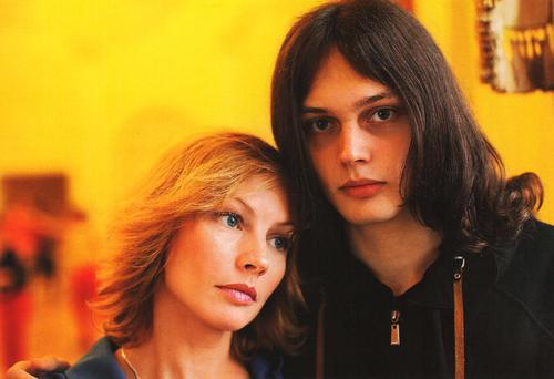 Алена Бабенко с сыном Никитой