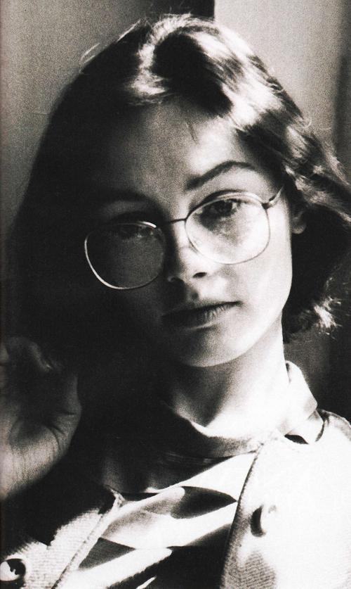 Алена Бабенко в юности