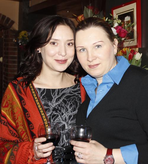 Алена Винницкая отмечает свой день рождения