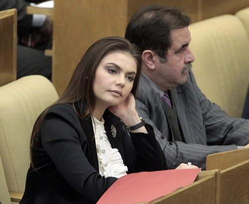 Алина Кабаева / Alina Kabaeva