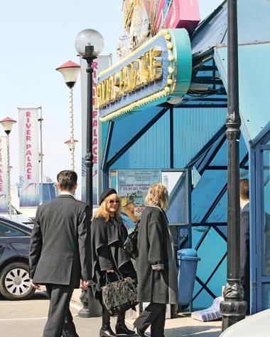 Алла Пугачева в киевском казино