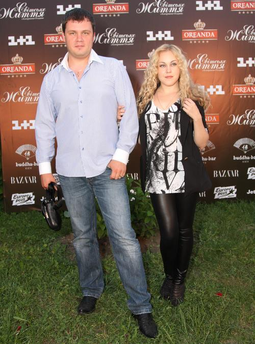 Вадим Лисица и Алеша