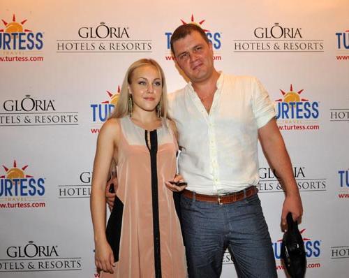 Алеша и Вадим Лисица