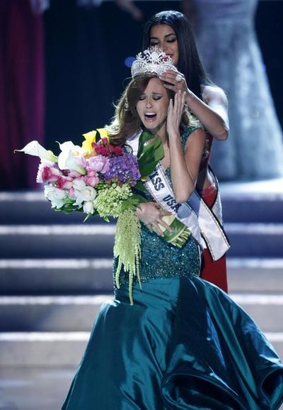 """""""Мисс США 2011""""Алисса Кампанелла"""
