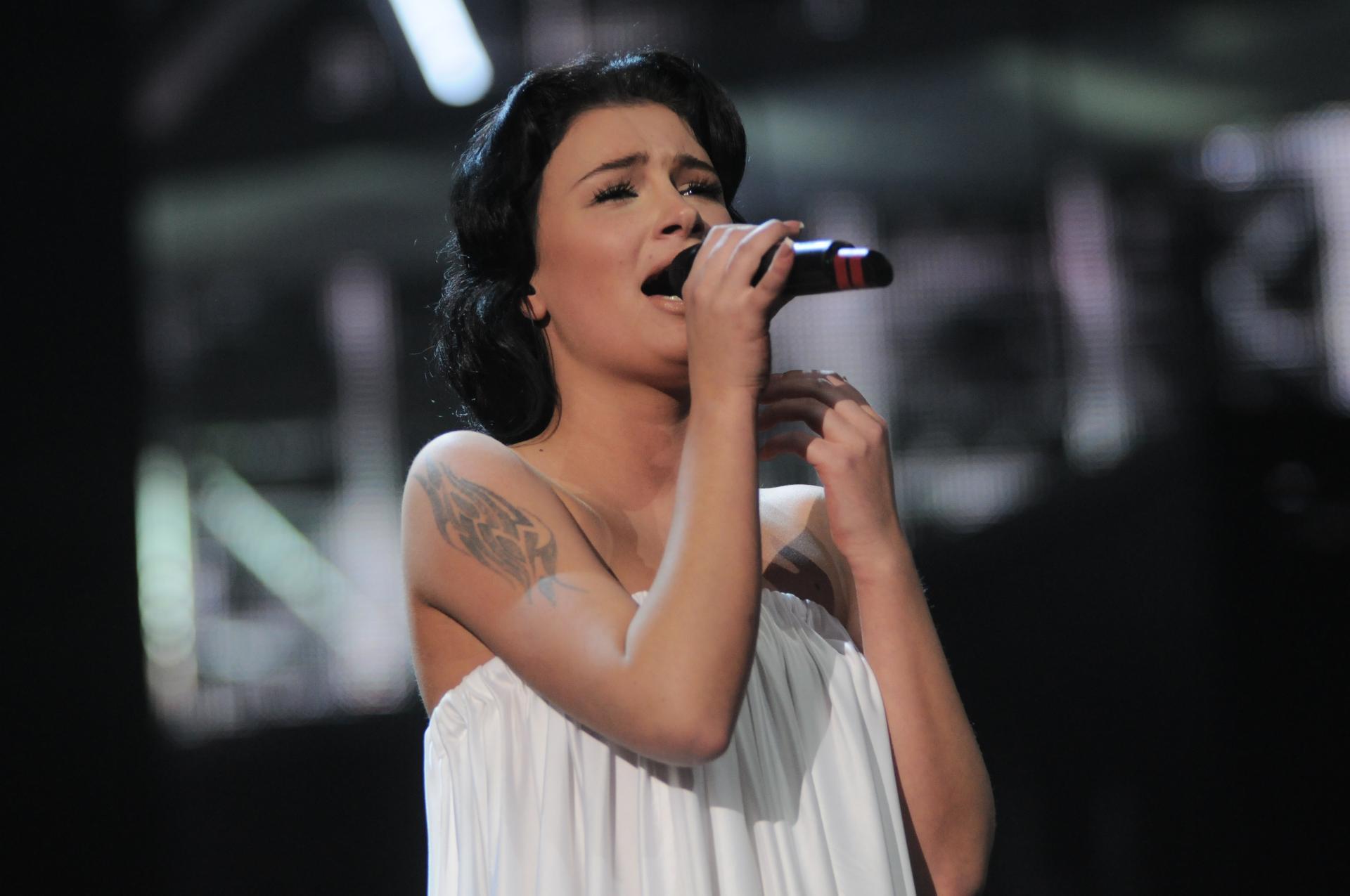 Анастасия Приходько поведала, скакой песней собралась на«Евровидение»