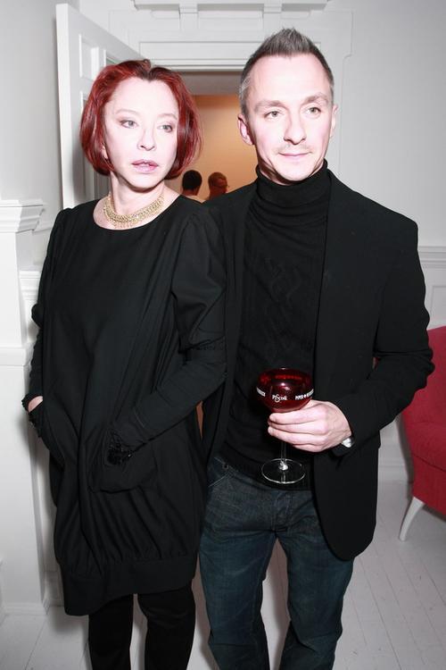 Анастасия Вертинская с сыном Степаном