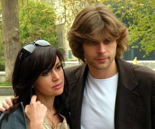 Анастасия Заворотнюк с третьим мужем Петром Чернышевым