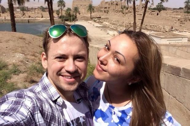 Андрей Гайдулян и бывшая девушка