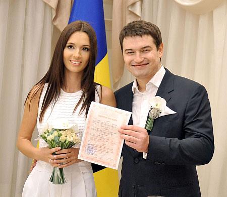 Елизавета и Андрей Ющенко