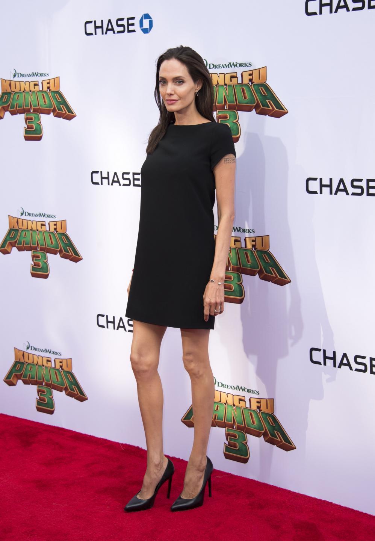 Анджелина Джоли снова сбросила вес анджелина джоли сейчас