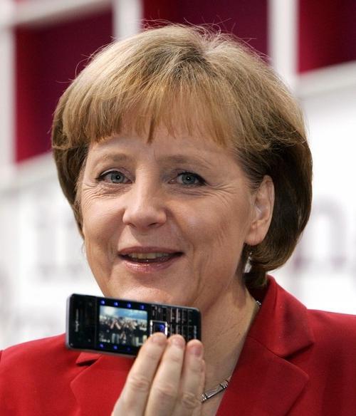 3. Ангела Меркель / Angela Merkel