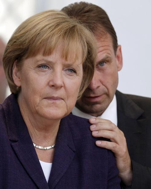 Ангела Меркель - самая влиятельная женщина 2009 года