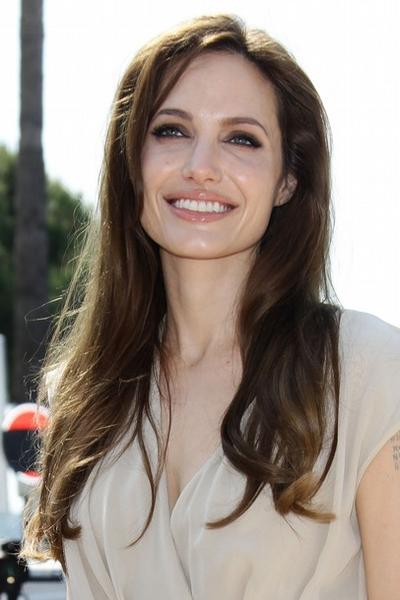 Анджелина Джоли на Каннском кинофестивале 2011
