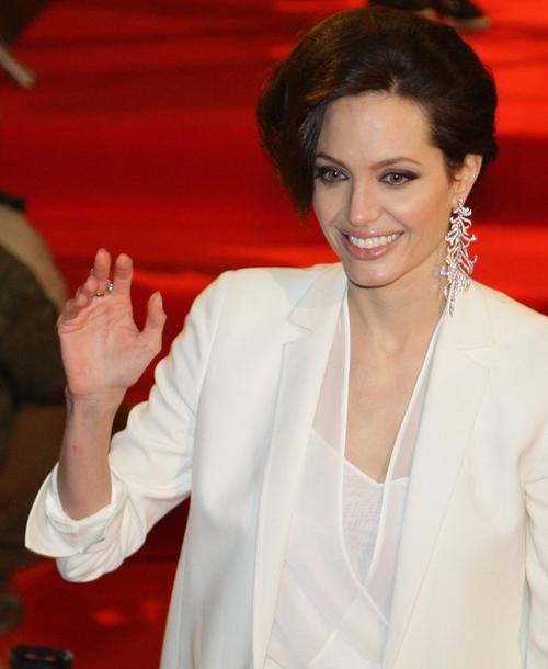1. Анджелина Джоли