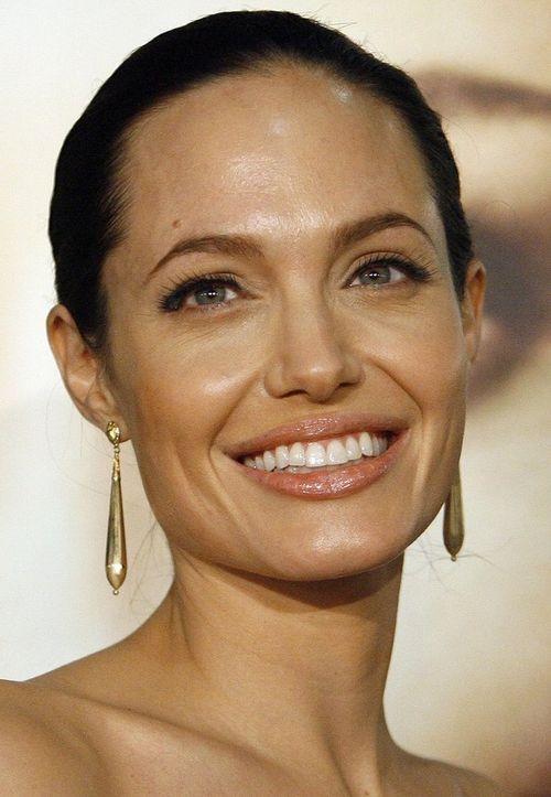 Лидер рейтинга Анджелина Джоли