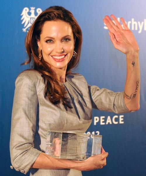Анджелина Джоли на Берлинале