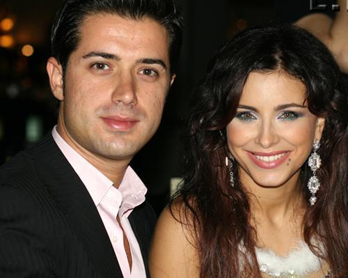 Ани Лорак с женихом Муратом Налкакиоглу