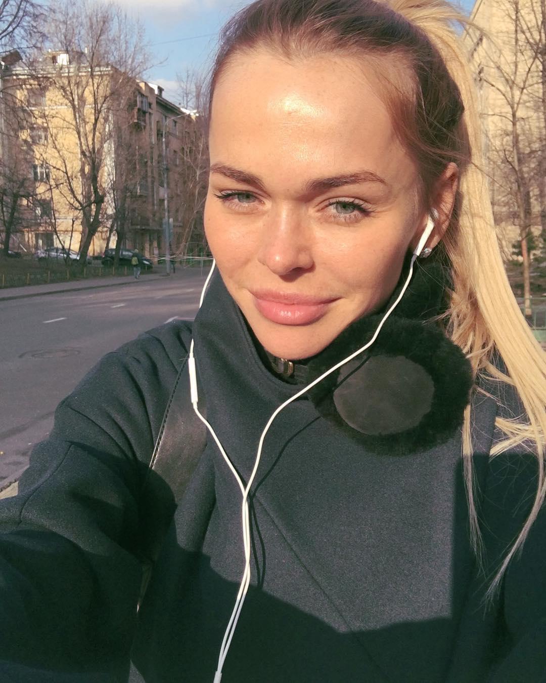 Фотографии российских знаменитостей без макияжа 9 фотография