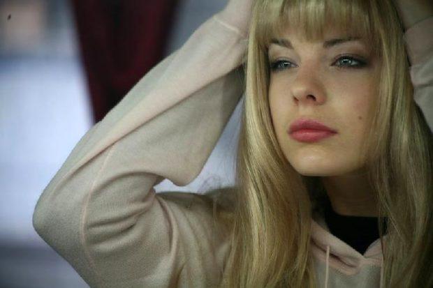 Анна в картине «Скажи Лео»
