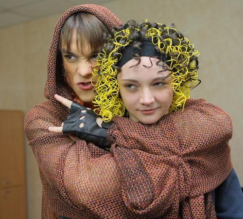 Анна Бессонова и Александр Лещенко