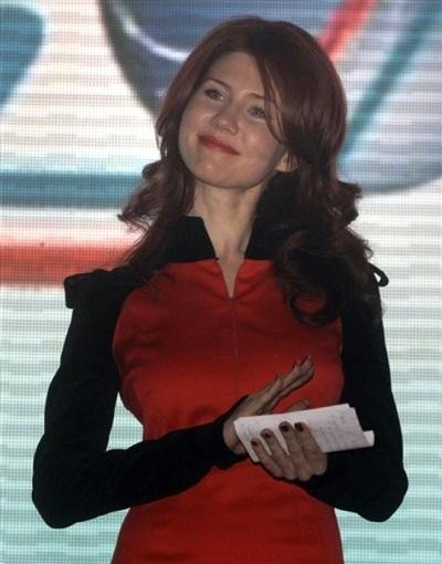 Анна Чапман / Anna Chapman