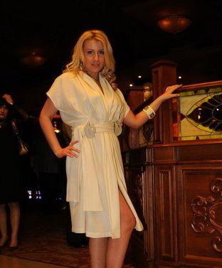 Директор конкурса «Мисс Украина Вселенная» Анна Филимонова