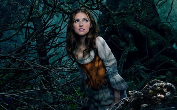 Анна кендрик Чем дальше в лес