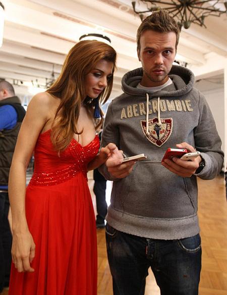 Анна Седокова и Максим Шевченко