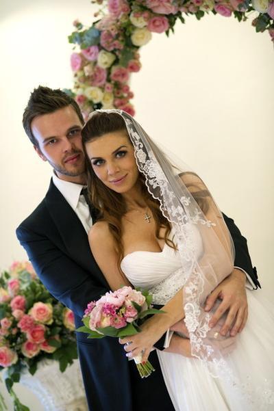 Максим Чернявский и Анна Седокова