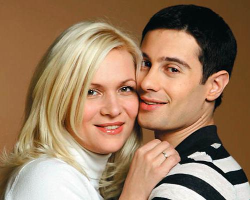 Антон Макаркий и Виктория Морозова