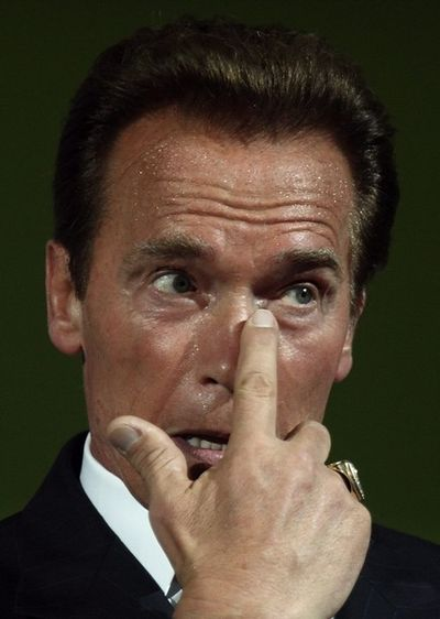 Арнольд Шварценеггер / Arnold Schwarzenegger