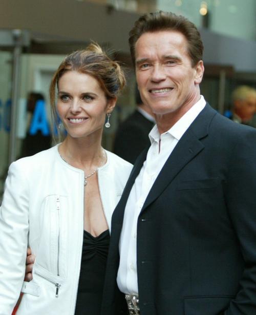 Арнольд Шварценеггер / Arnold Schwarzenegger и Мария Шрайвер / Maria Shriver